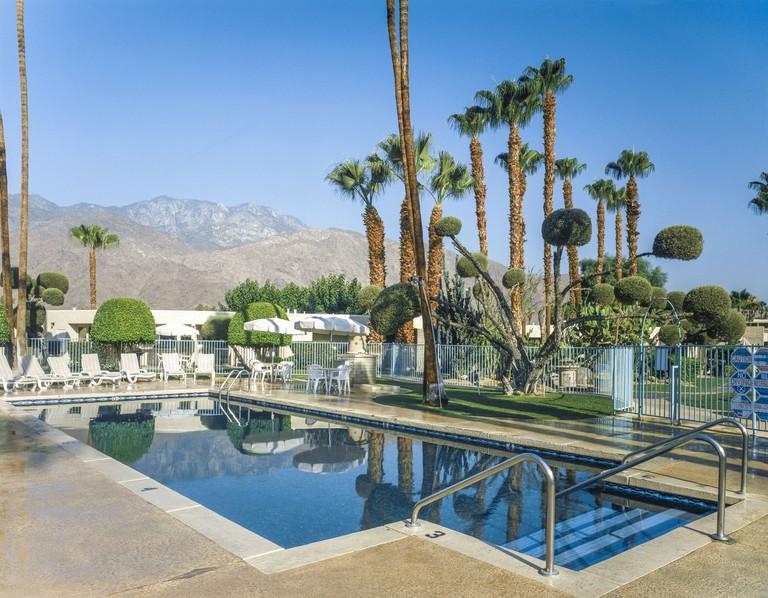 Desert Isle of Palm Springs