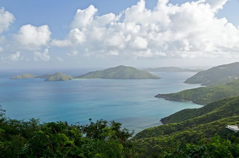 Guana Island, Lesser Antilles, the Caribbean, America