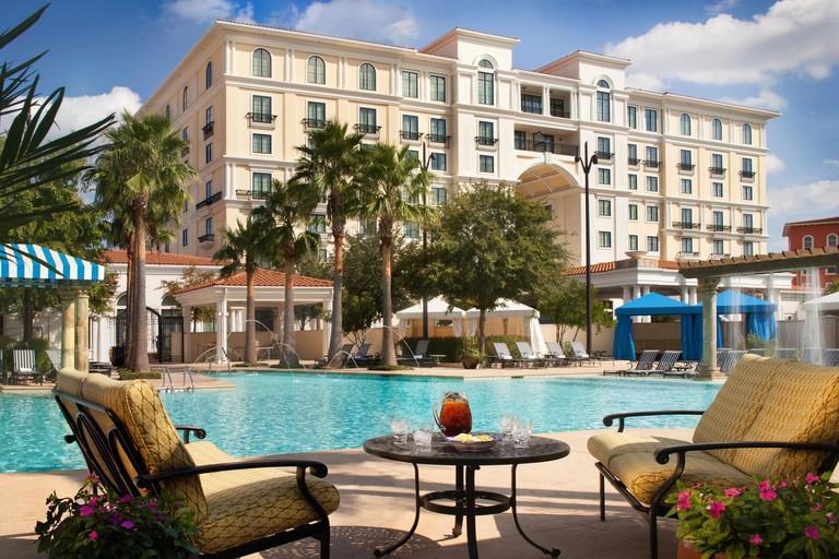 Eilan Hotel and Spa, San Antonio
