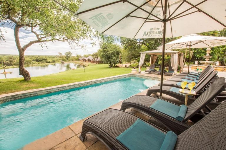 Elandela Private Game Reserve & Luxury Lodge