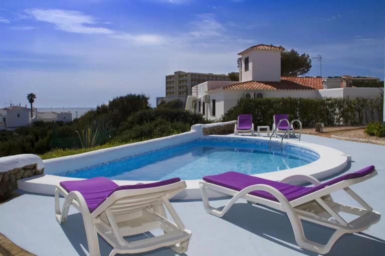 Blue Beach Menorca, Cala En Forcat