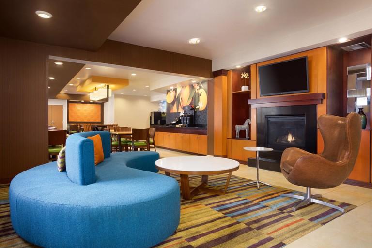 Fairfield Inn & Suites Houston Energy Corridor:Katy Freeway
