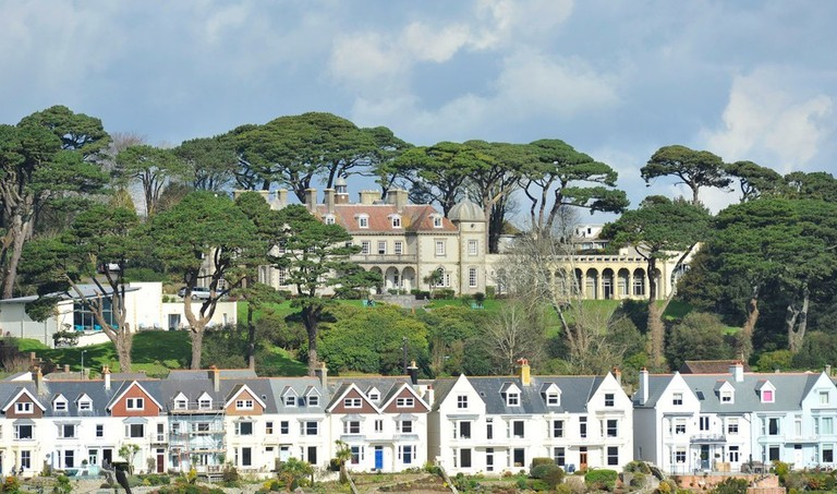 Fowey Hall - Cornwall