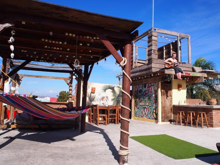 Funky Monkey Hostel, Mazatlán