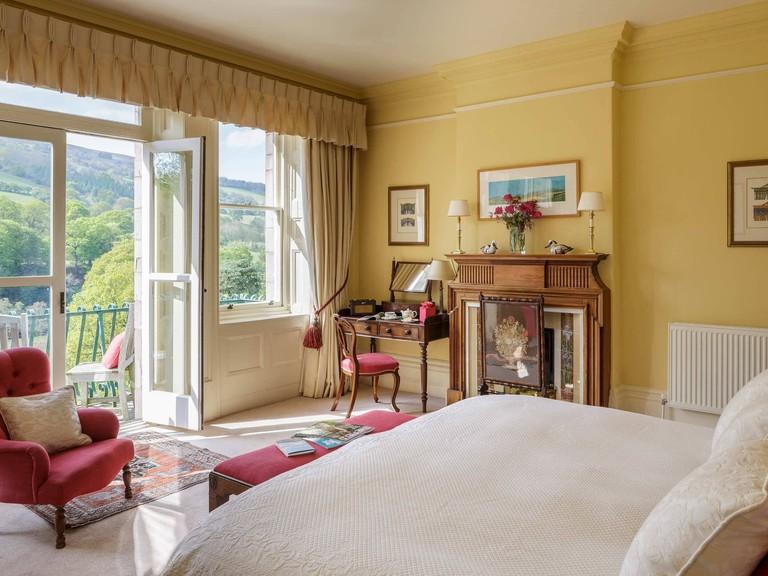 Gliffaes Country House - Brecon Beacons