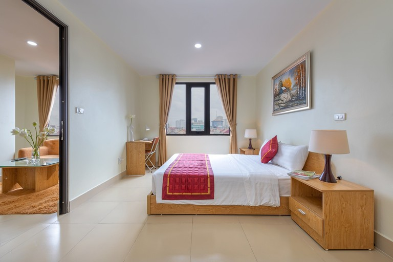 Granda Trung Hoa Apartment