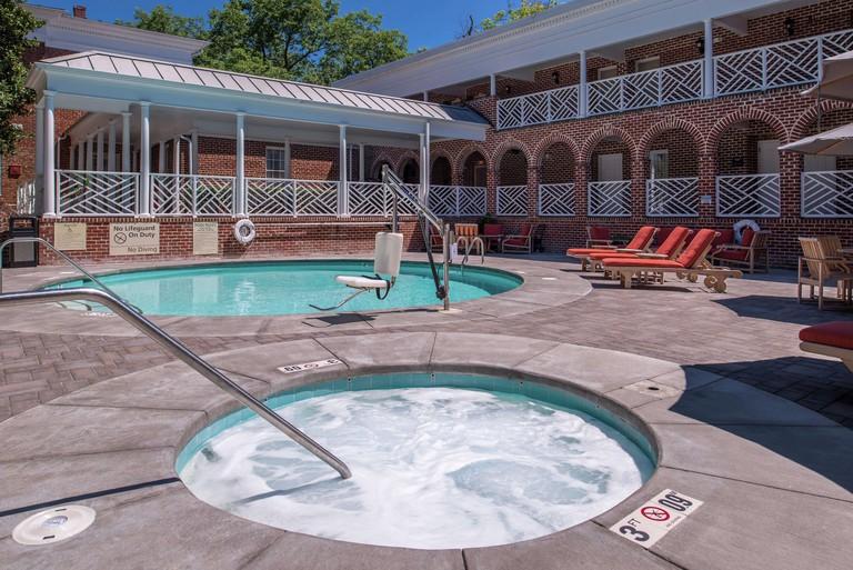 Hampton Inn Lexington-Historic District