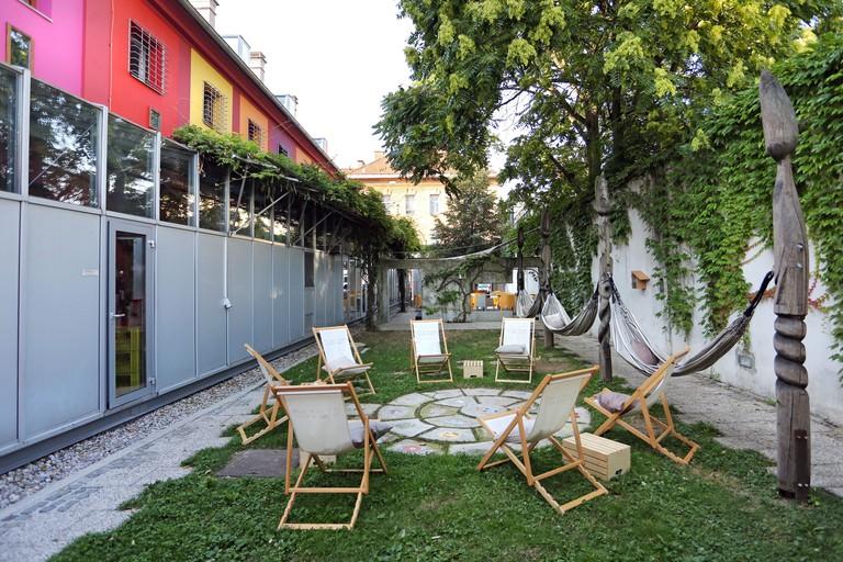 Hostel Celica_Slovenia