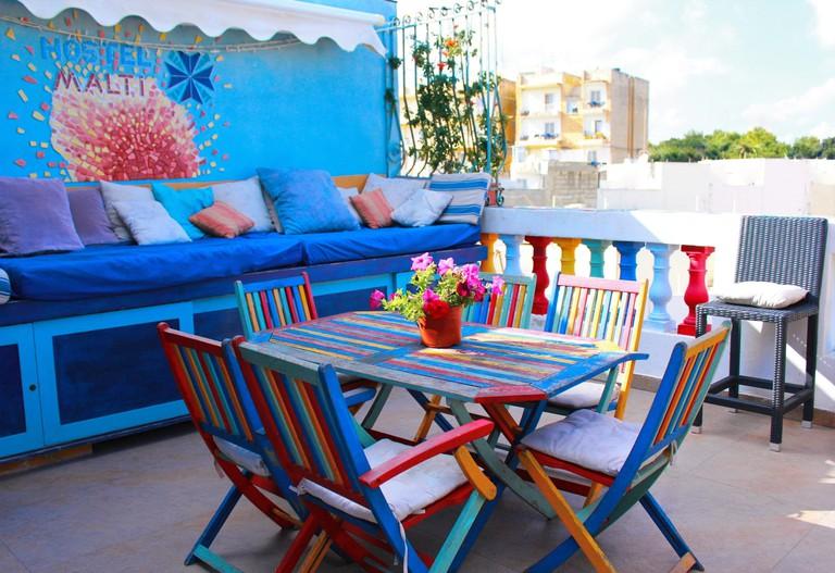 Hostel Malti, Malta