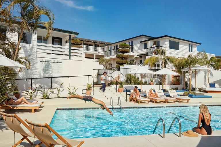 Hotel Joaquin, Laguna Beach