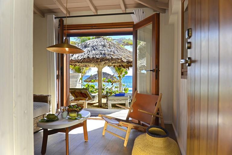 Hotel Manapany - Anse des Cayes Bay
