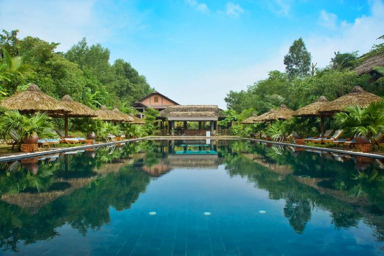 Hotel Pilgrimage Village, Hue