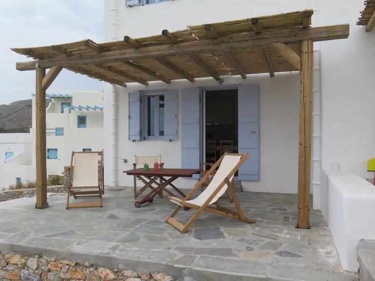 Kaminaki Amorgos Studios & Apartments