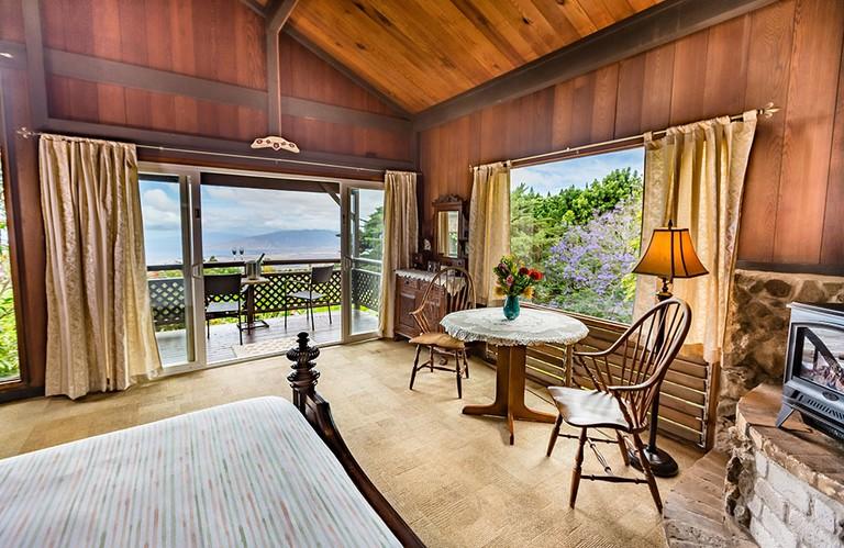 Kula Lodge Maui