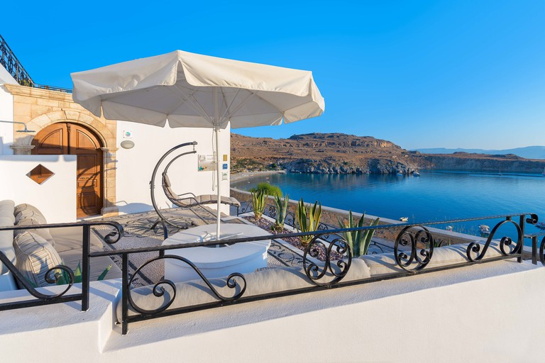 Lindos Shore Boutique Villa