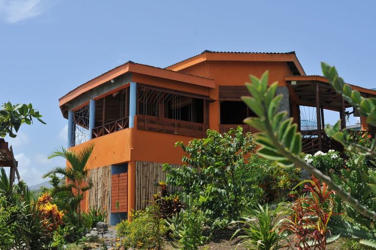 Mango Lodges Island
