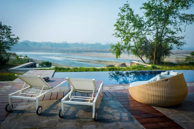 Meghauli Serai, A Taj Safari, Chitwan National Park