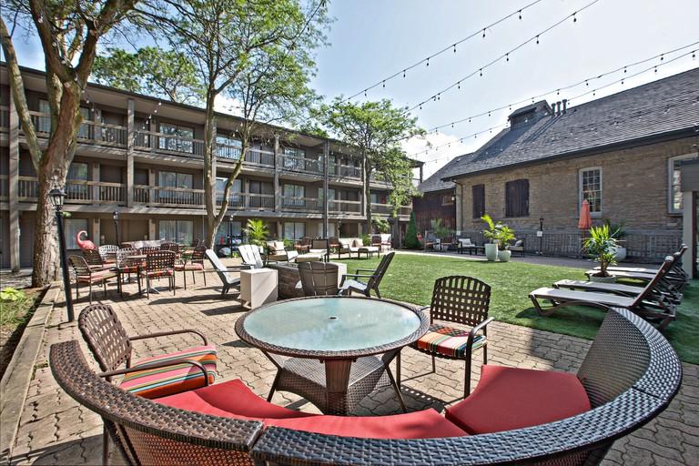 Old Stone Inn Boutique Hotel, Niagara Falls, Ontario
