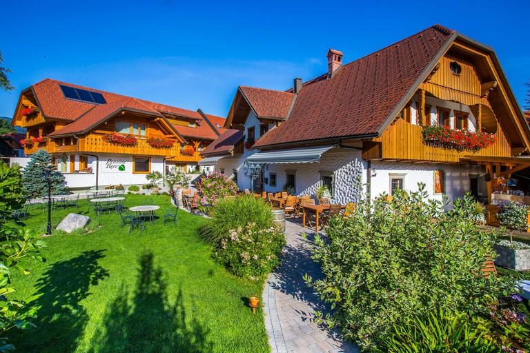 Penzion Berc, Slovenia