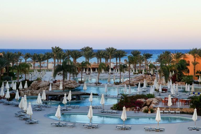 resorts egypt