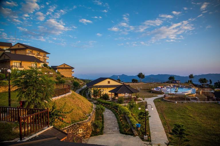 Rupakot Resort, Rupakot