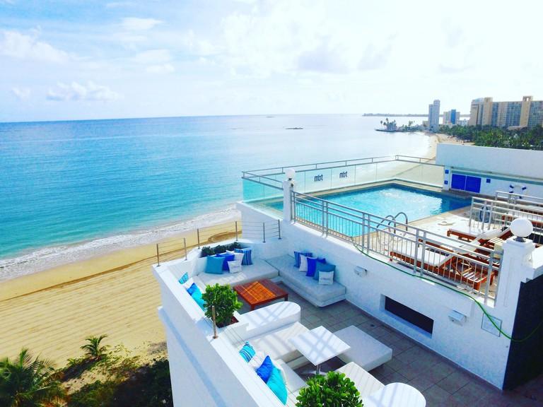 San Juan Water and Beach Club