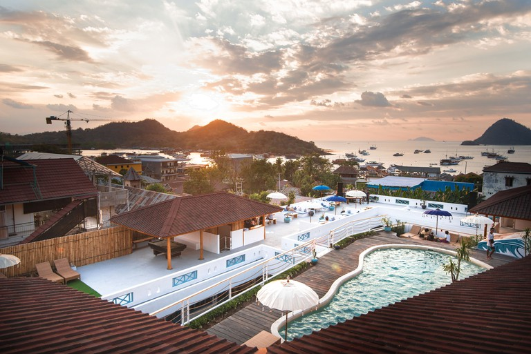 Seaesta Komodo Hostel & Hotel, Indonesia