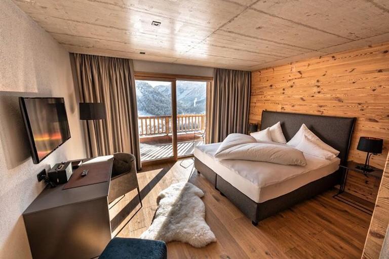 Ski Lodge Oberlech
