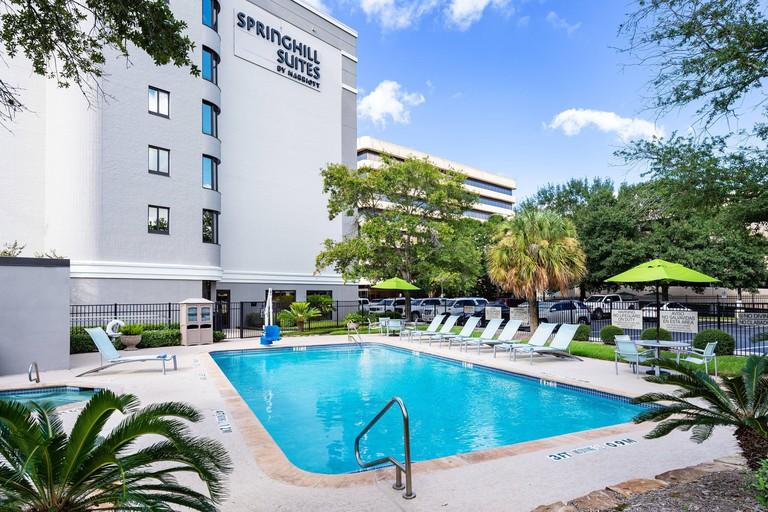 SpringHill Suites Houston Medical Center:NRG Park