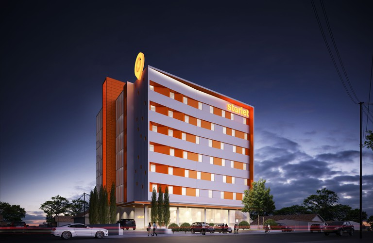 Starlet Hotel Jakarta Airport-17c1b74c