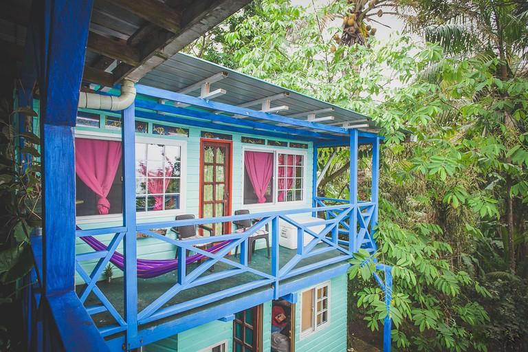 Tesoro Escondido Eco Lodge and Cabinas