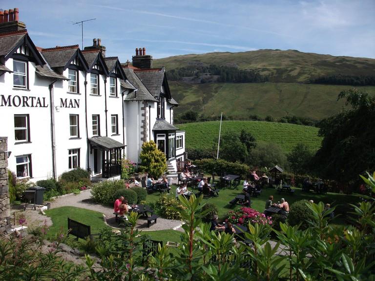 The Mortal Man Inn