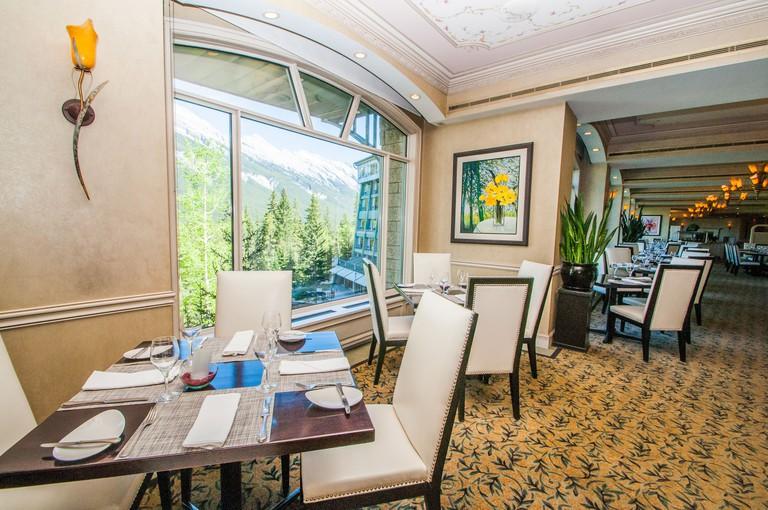 The Rimrock Resort Hotel, Banff