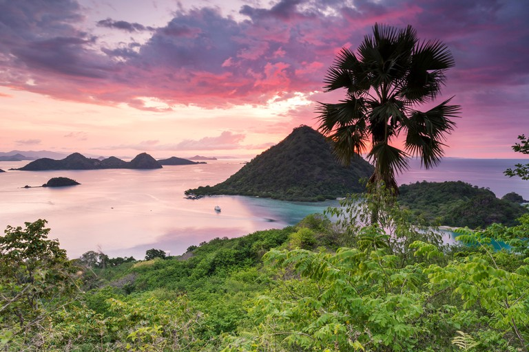 Indonesia, Nusa Tenggara Timur, Labuan Bajo, Waecicu Beach