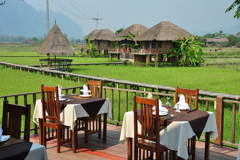 Vieng Tara Villa