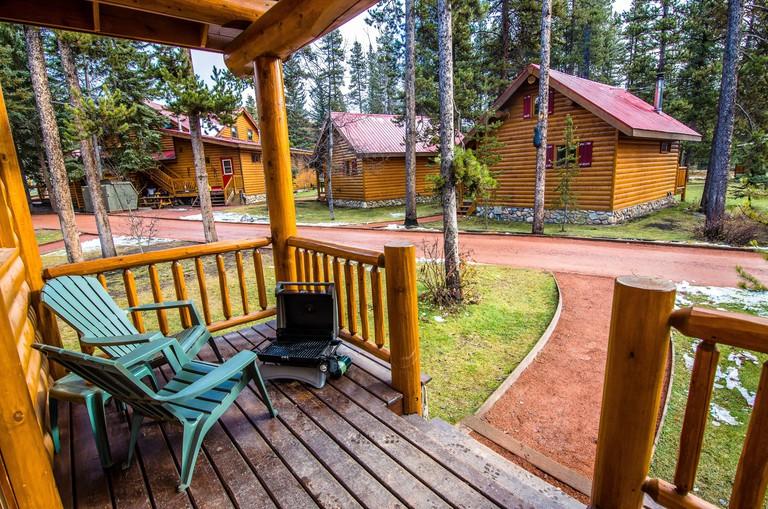 Baker Creek Mountain Resort, Banff National Park