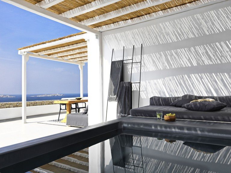 Boheme Hotel in Mykonos 2