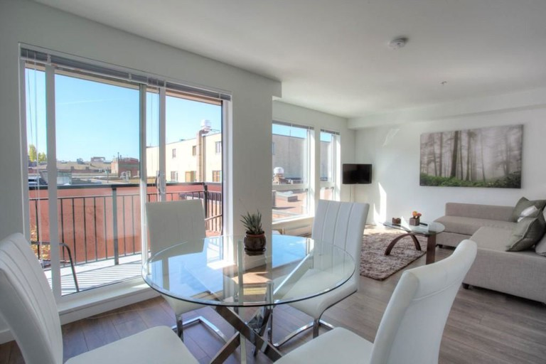Cedar Suite at the Union Apartment