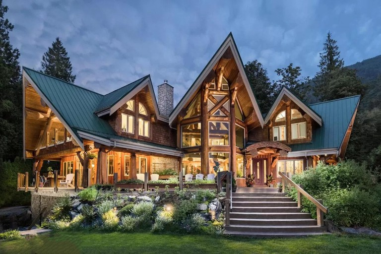 The Rockwell-Harrison Guest Lodge