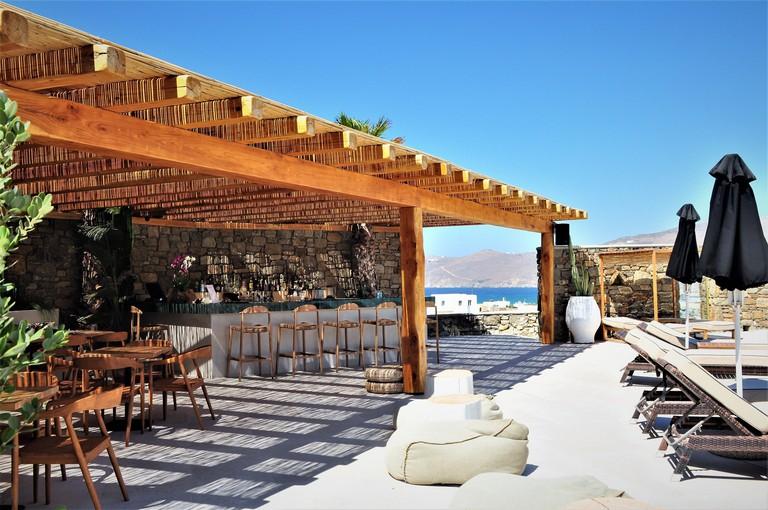 Ftelia Bay Boutique Hotel Mykonos