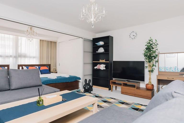Higobashi AFP Luxury Apartment, Osaka