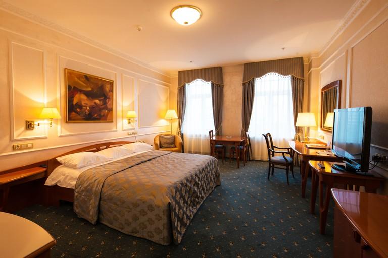 Hotel Europe, Belarus
