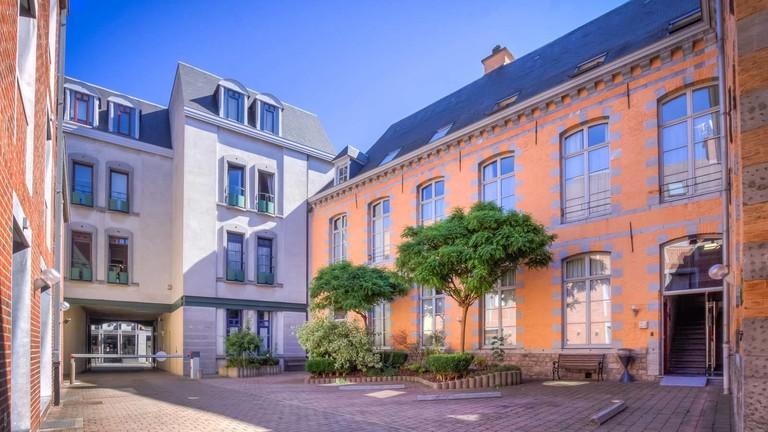 Hotel Infotel Mons