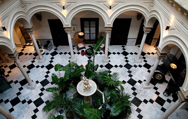 Hotel Palacio de Vallapanés