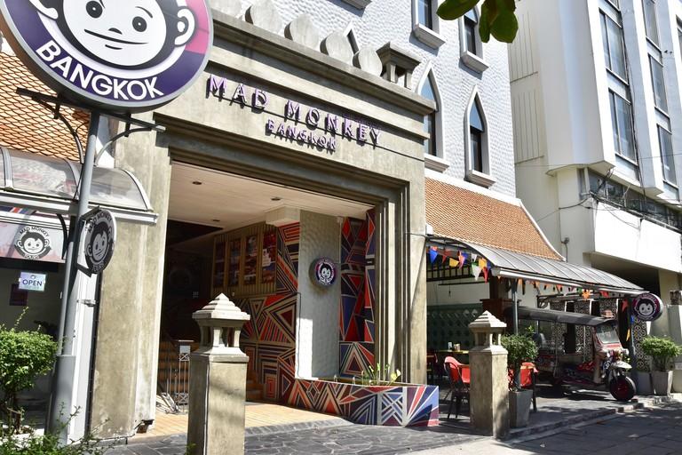 Mad Monkey Hostel Bangkok