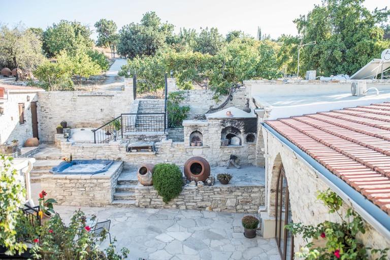 Our House Vavla Cyprus