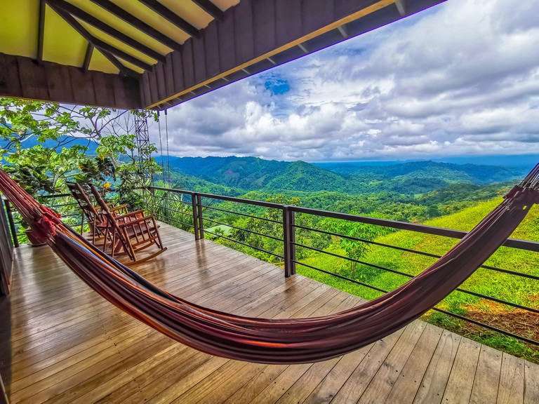 Santa Juana Nature Reserve Lodge