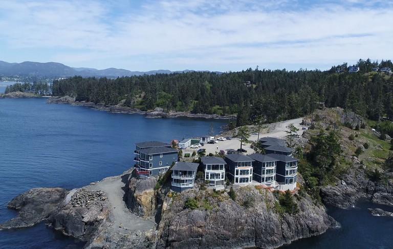 Sookepoint Ocean Cottage Resort, Vancouver Island