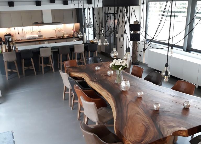 Table et chambre particulière Mons Belgium