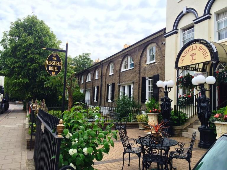 The Fitzwilliam Museum - Lensfield Hotel